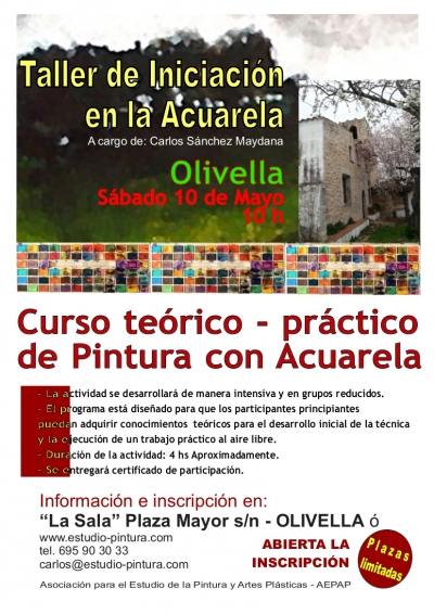 Workshop Acuarela